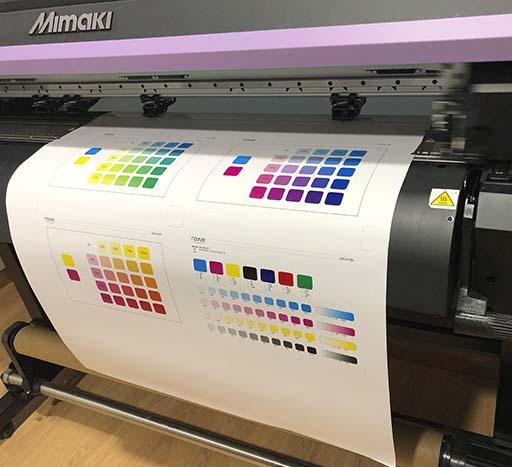 impresión digital mimaki